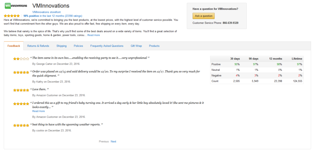 How To Manage Amazon Customer Service