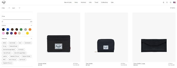 minimalist wallets product example 2