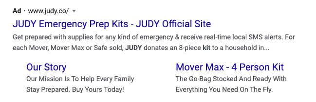 judy-google-search-ad-example-2