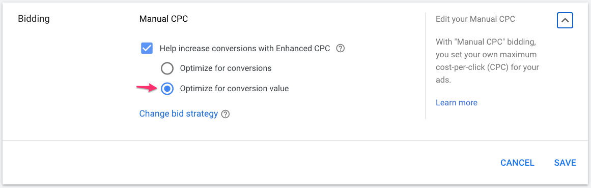 enhanced-cpc-conversion-value