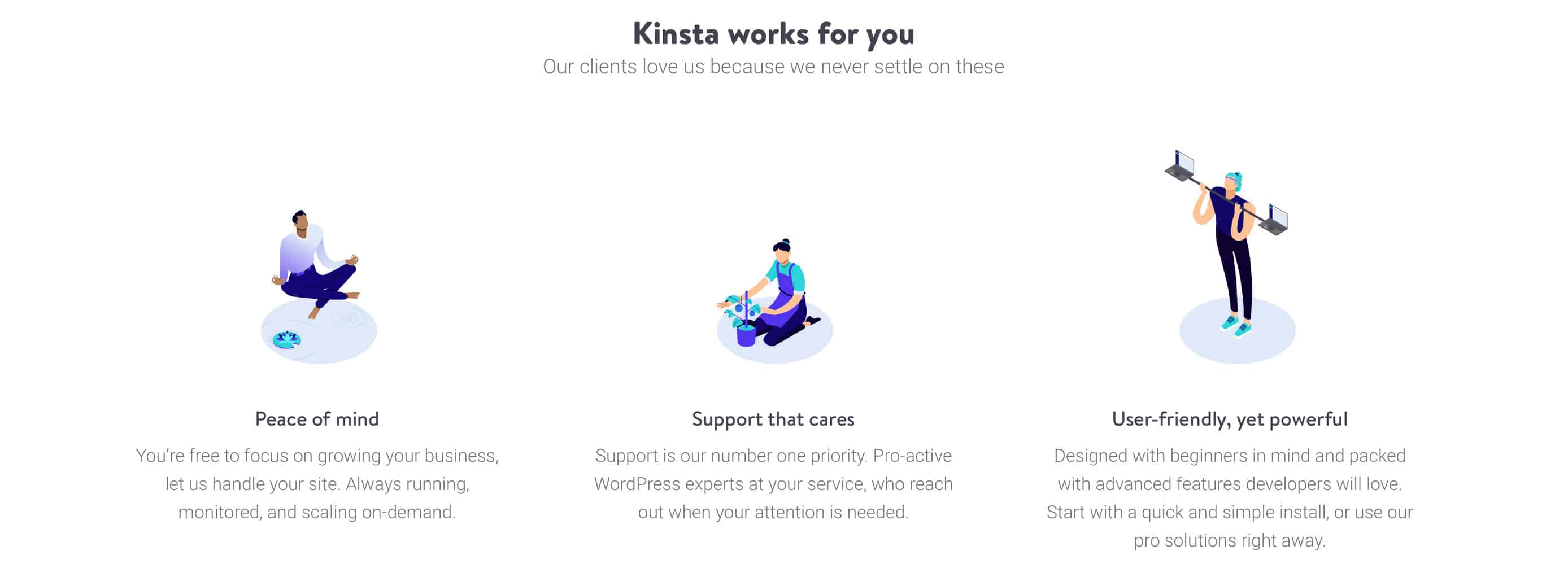 Kinsta Pros and Cons