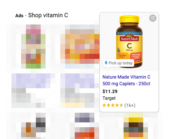 use-of-dashes-shopping-product-title-example
