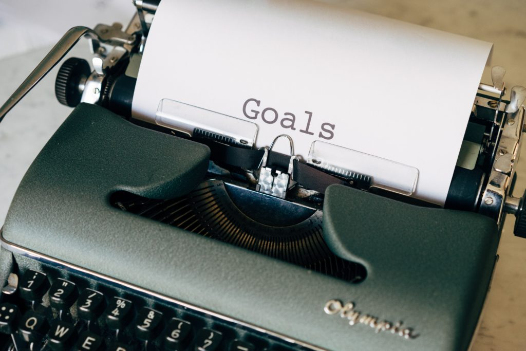 setting marketing goals