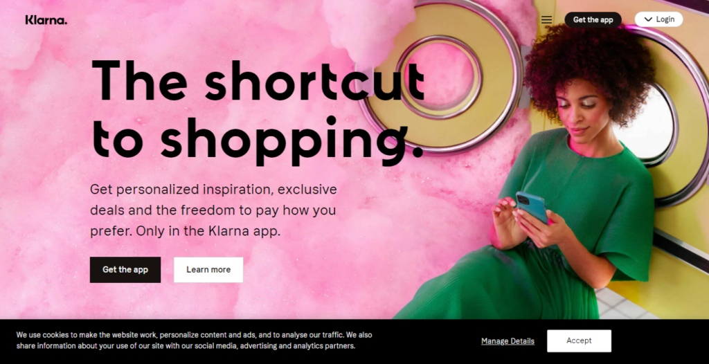 The shortcut to shopping Klarna US