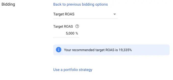 set-up-target-roas