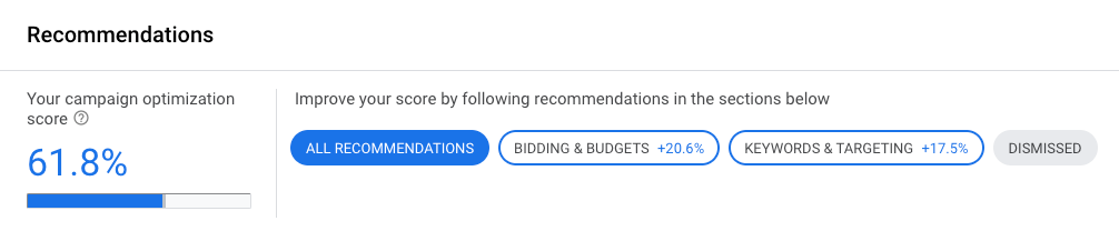 google-campaign-optiscore-optimization-score