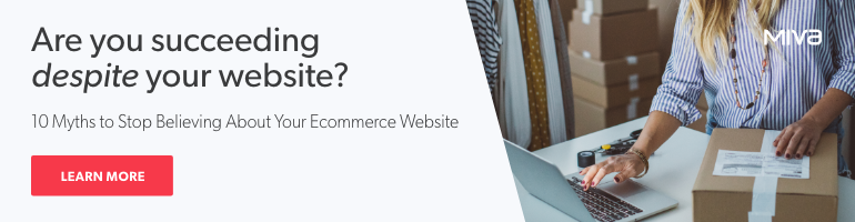 Succeeding despite your website