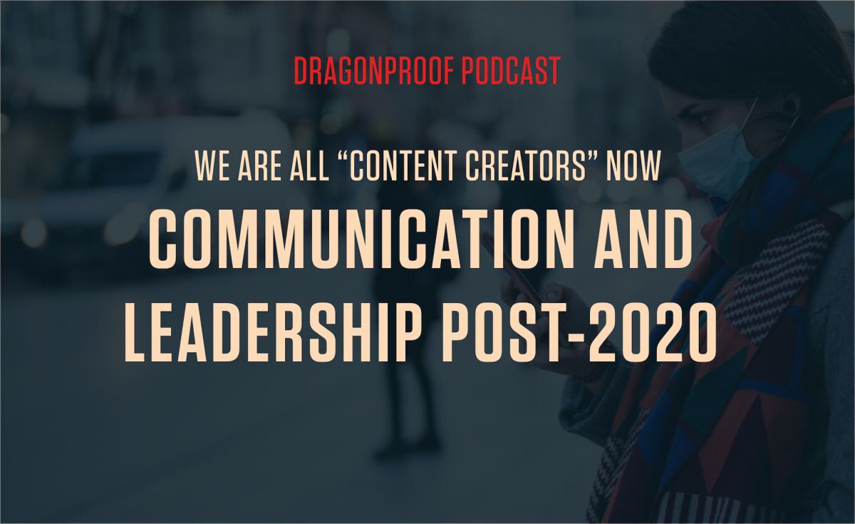 Communication and Leadership Post-2020