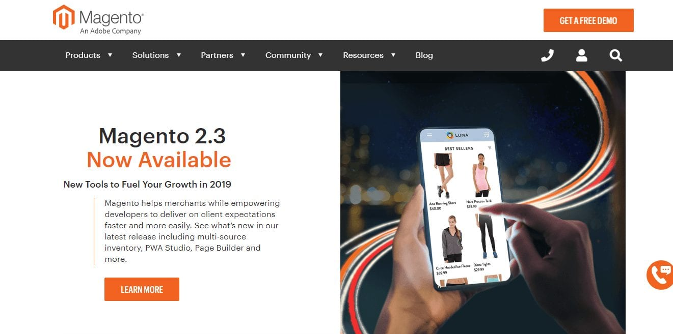 f1e9983d 39a6 46c5 a960 7e4fa3442c97 eCommerce20Platforms202020Best20eCommerce20Software20for20Selling20Online202020Magento