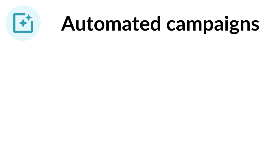 optimization score automated campaigns recommendations
