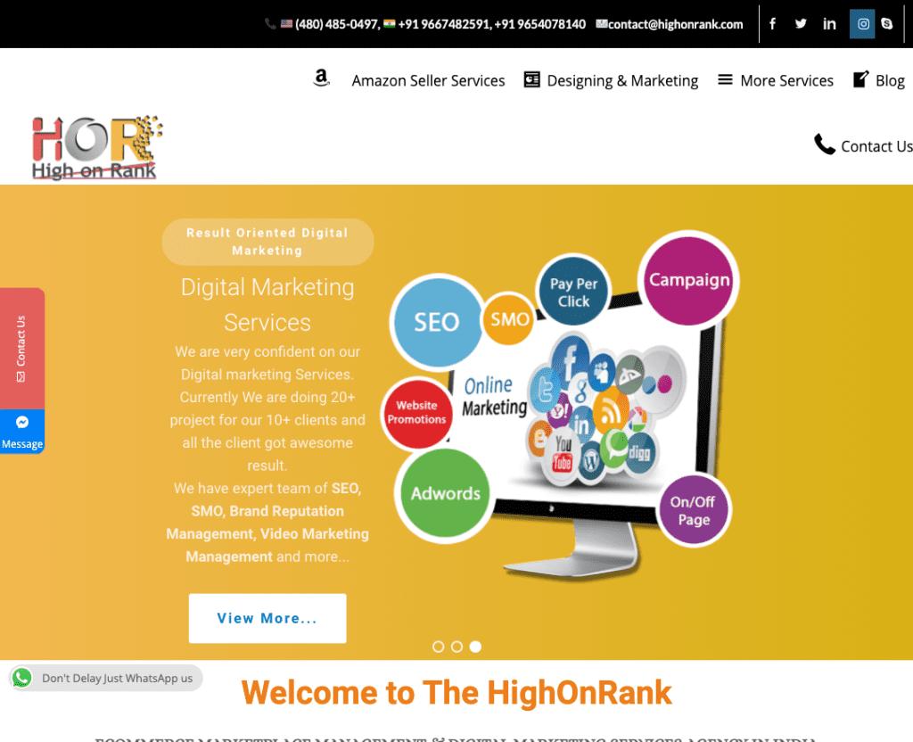 High On Rank